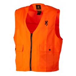 GILET DI SICUREZZA, X-TREME TRACKER ONE, ARANCIONE FLUO