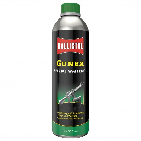 GUNEX SPECIAL GUN OIL 200 ML
