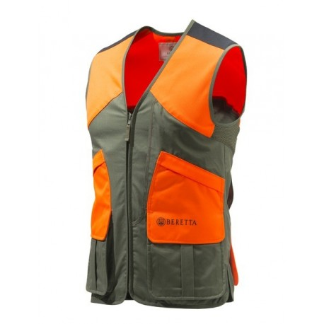 WILDTRAIL VEST WITH ZIP BERETTA